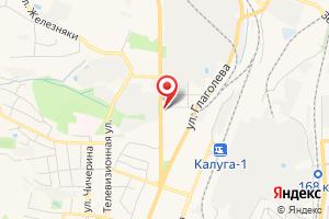 Адрес Альфа-газ на карте