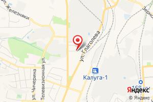 Адрес Сервисэнергосбыт на карте