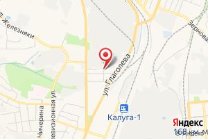 Адрес Газпром газораспределение Калуга, филиал в г. Калуге на карте