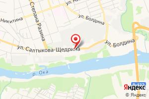 Адрес Межрегиональная газовая компания на карте