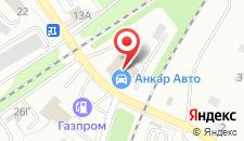 Гостиница Absolut Hotel на карте
