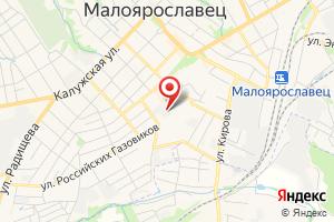 Адрес УМП Коммунальные электрические и тепловые сети на карте