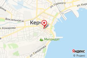 Адрес Дана-Строй на карте
