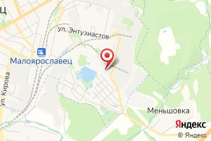 Адрес Электрическая подстанция Кирпичная на карте