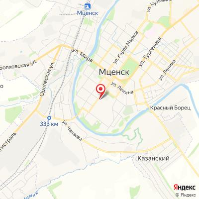 БУЗ Орловской области Мценская ЦРБ, стоматологическая поликлиника