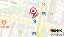 Гостиница АртОтель на карте
