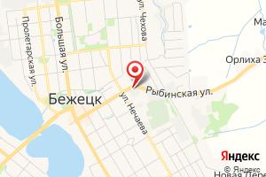 Адрес Компания Бежецкгазстрой на карте