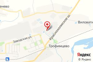 Адрес Газонаполнительная станция на карте