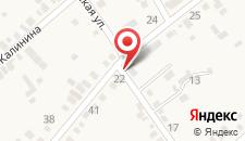 Гостевой дом На Комсомольской на карте