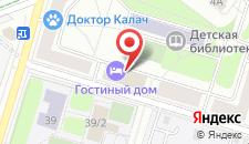 Мини-отель Гостиный Дом на карте