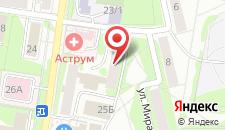 Хостел Хостел Ленин на карте