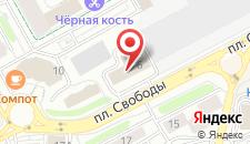 Апарт-отель ФабрикантЪ апарт-отель на карте