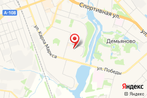 Адрес Газкомплект Плюс на карте