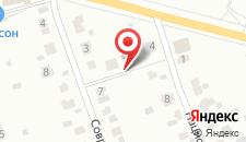 Отель Коттедж в Наро-Фоминске на карте