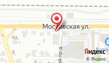 Отель Вега на карте
