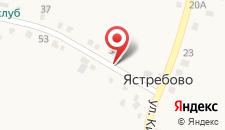 SPA-отель На Озере на карте