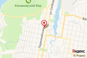 Адрес Газтех на карте