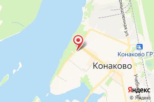 Адрес Газпром межрегионгаз Тверь, Абонентская группа г. Конаково на карте