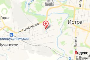 Адрес МУП Истринская Теплосеть на карте