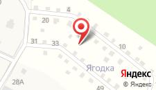 Гостиница Покровское на карте