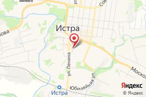 Адрес Сервис на карте