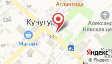 Гостевой дом на улице Ленина на карте