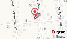 Гостевой дом Feloxenia на карте