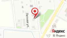Гостевой дом Эллада на карте