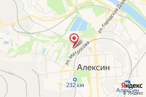 Адрес МУП ВКХ на карте