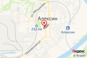 Адрес ИнтерПромЭнерго Тула на карте