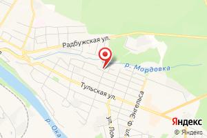 Адрес Электрическая подстанция № 183 Пушкинская на карте