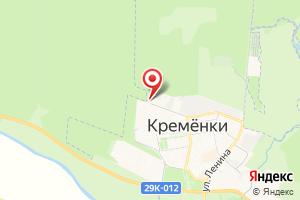 Адрес Газовая служба на карте
