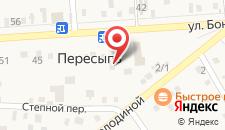 Гостевой дом На улице Бондаревой на карте