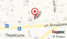 Гостевой дом Велес Клуб на карте