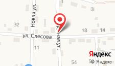 Гостевой дом Арагви на карте