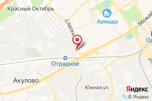 Адрес Одинцовский водоканал, насосная станция № 1 на карте