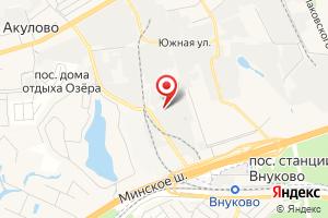 Адрес Канализационная служба Водоканал Сервис на карте