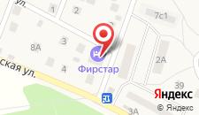 Общежитие гостиничного типа Hotelhot Фирсановская на карте