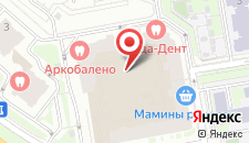 Апартаменты На бульваре Космонавтов на карте
