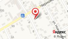Гостиница МагДом на карте