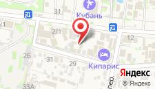 Гостиница Сокол на карте