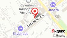 Парк-Отель Dinamo 1 Holiday Park на карте