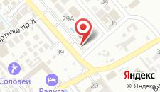 Отель Венус на карте