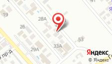Курортный отель Канапе на карте