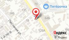 Мини-гостиница Велес на карте