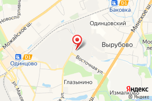 Адрес Канализационная служба ВодоканалСервис на карте