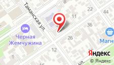 Гостиница Смоковница на карте