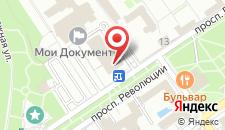 Апарт-отель Золотая Бухта Премиум на карте