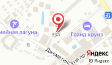 Пансионат Усадьба Шато Каберне на карте