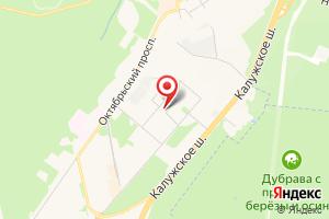 Адрес Мосводоканал, клиентский офис на карте